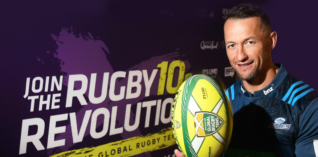 Spencer back in blue for Brisbane Tens