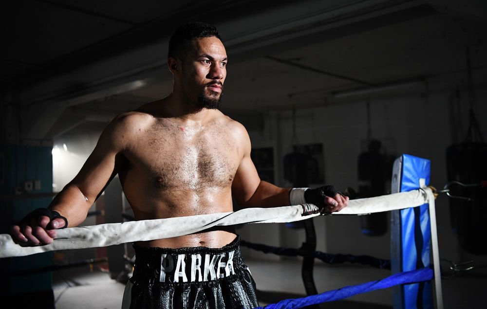 Joseph Parker Trans-Tasman Showdown Confirmed for Christchurch