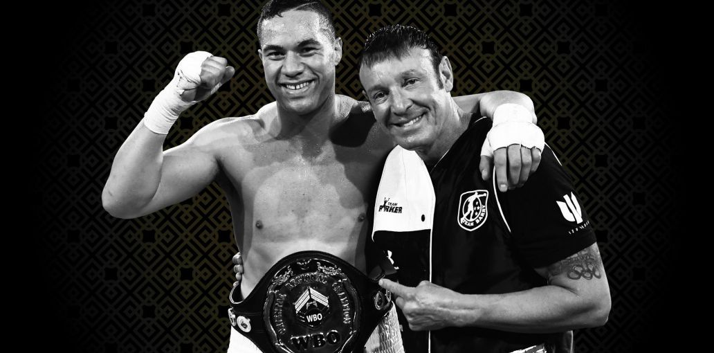 Off the Record with Joseph Parker and Kevin Barry
