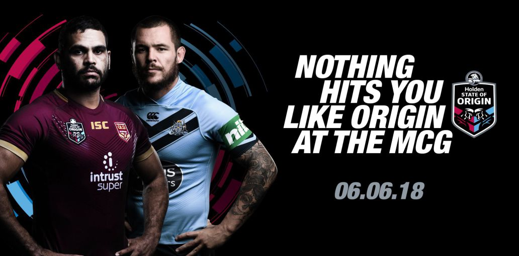 Holden State of Origin, Game 1