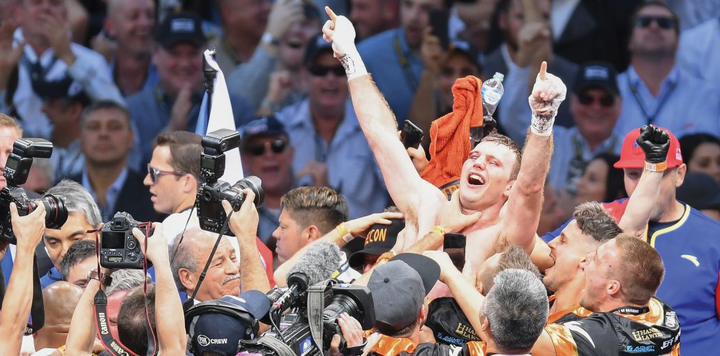 Jeff Horn stuns Manny Pacquiao to become new WBO World Welterweight Champion