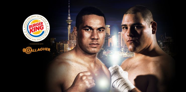 WBO World Heavyweight Title - Joseph Parker vs Andy Ruiz