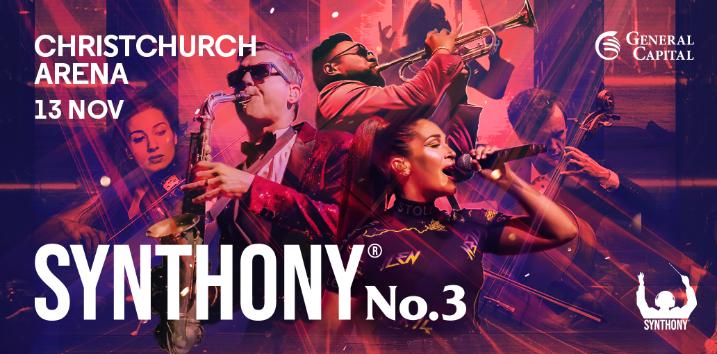 Synthony No.3 - Christchurch