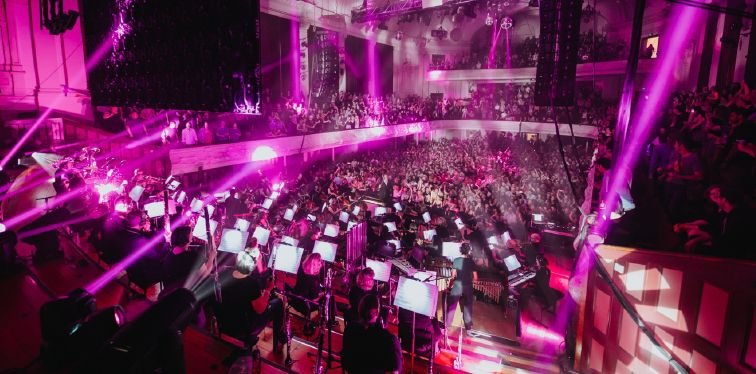 """Synthony to light up Melbourne for a 'One Night Only"""" show live at The Bowl"""