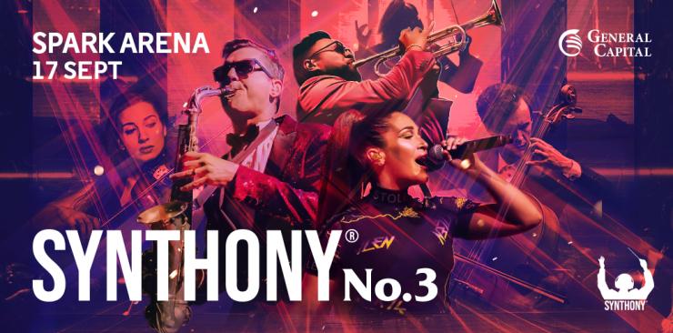 Synthony No.3 - Auckland