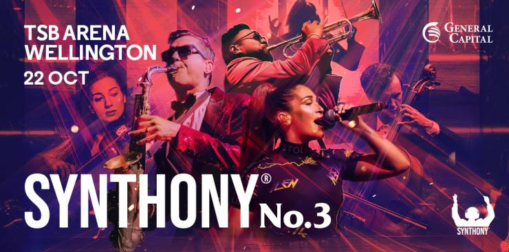 Synthony No.3 - Wellington