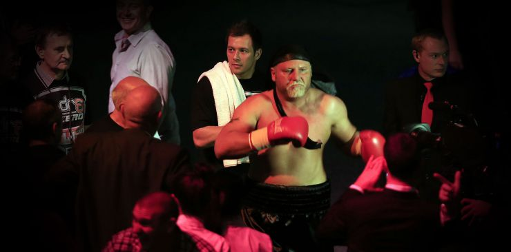 Joseph Parker vs Francois Botha