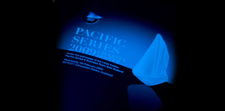 Pacific Series 2009 Charity Dinner