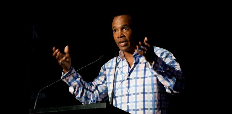 An Evening with Sugar Ray Leonard