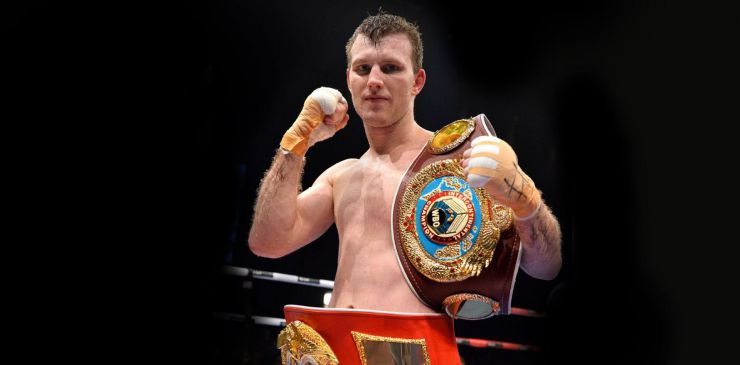 Jeff Horn vs Randall Bailey