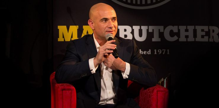 An Evening with Andre Agassi