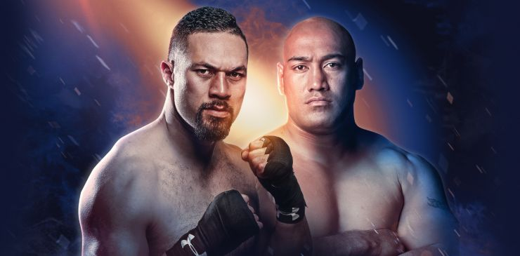 Parker v Leapai presented by Matchroom Boxing