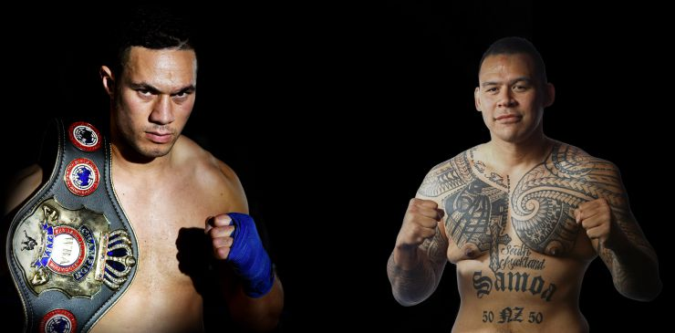Rumble In Paradise, Joseph Parker vs Jason Bergman