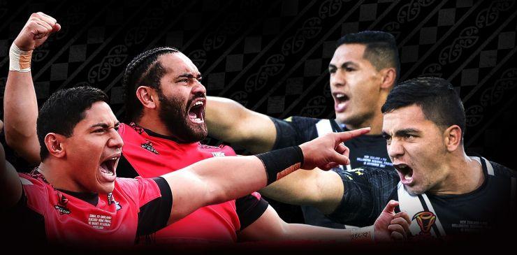 Oceania Cup, NZ v Tonga
