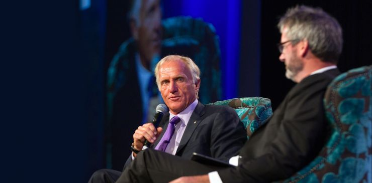 An Evening with Greg Norman